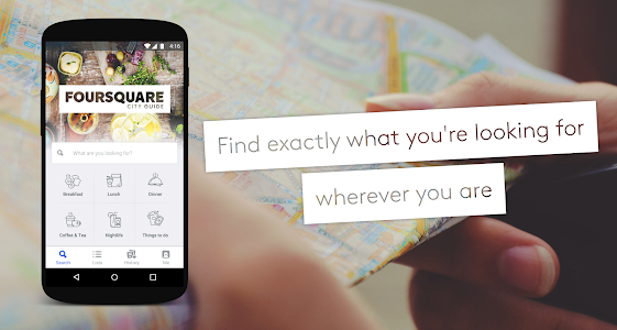 Foursquare City Guide 11.7.0