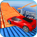 Car Stunts Racing: Impossible Track Rooftop Rider icon