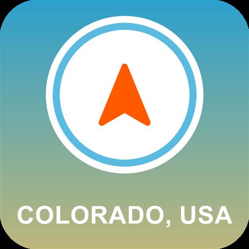 米国コロラド州 オフラインGPS 旅遊 App LOGO-APP試玩