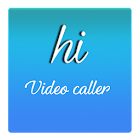 Hike video c͏all͏er icon