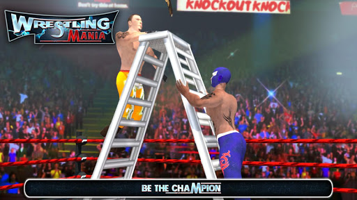 WRESTLING MANIA : WRESTLING GAMES & FIGHTING 2.0 screenshots 4