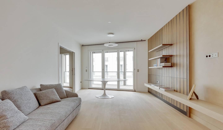 Appartement avec terrasse Paris 7ème
