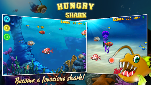 Hungry Shark screenshot 11