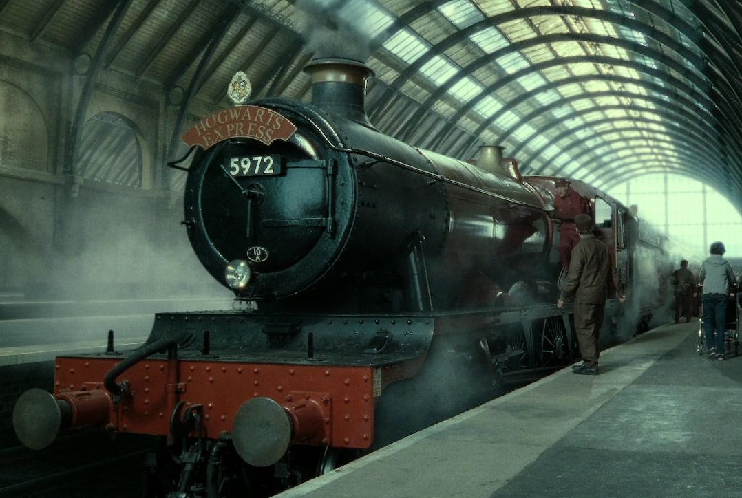 Hogwarts, The Hogwarts, Hogwarts Express, The Magical Train, Train Route, Harry Potter, Scotland, Witchcraft And Wizardry, Witchcraft, Wizardry