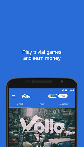 Volla:Trivia Games,Gift Cards and Cash Rewards  screenshots 1