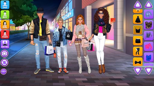 Superstar Family - Celebrity Fashion screenshots 9