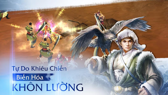 Game Hiep Khach Hanh 3D APK for Windows Phone