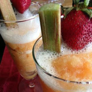 Rhubarb Slush
