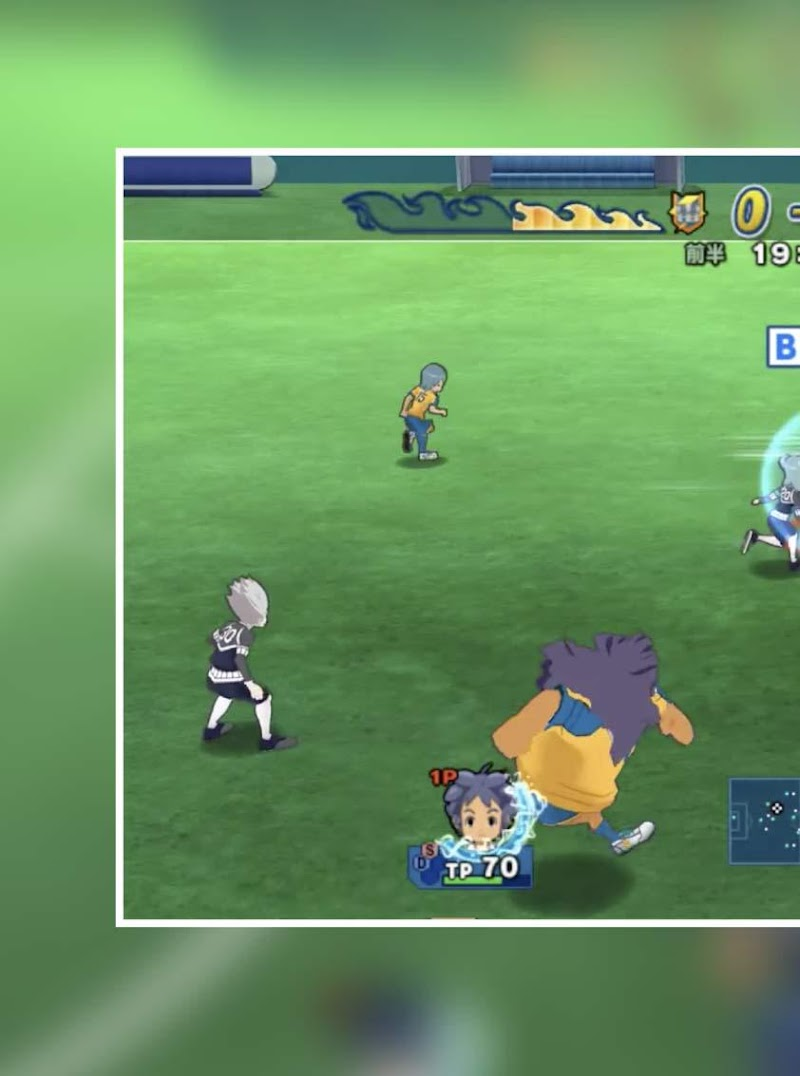 Inazuma Eleven GO Walkthrough Chrono Stone Cheat APK MOD Free Download 1.0