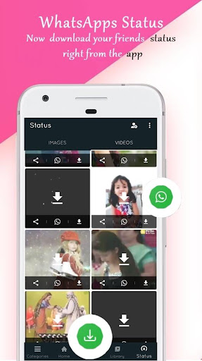 Video Songs Status - 30 Seconds Video Status 1.0.0 screenshots 3