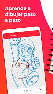WeDraw – Cómo Dibujar Anime & Dibujos Animados 1