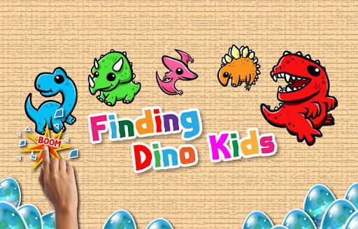 Finding Dino Kids