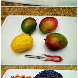 The Best Fruit Salad