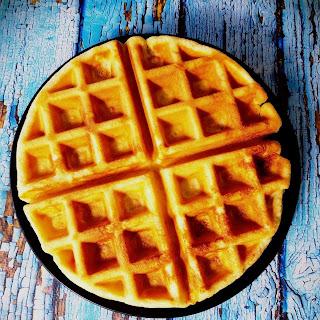Mad Creations Crispy Keto Waffle.