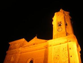 Photo: Iglesia iluminada (enviada por Jorge Zorraquín)