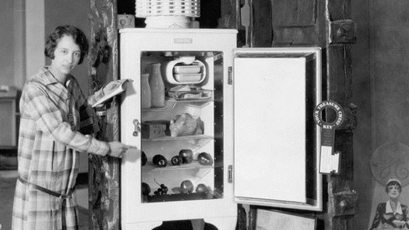 Florencia Parpartinventó la refrigeradoraeléctrica moderna.