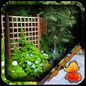 Vines Lattice Fence Design icon