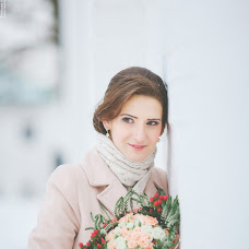 Wedding photographer Natalya Zhukova (natashkin). Photo of 18.12.2017