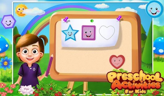 Preschool Activities For Kids- screenshot thumbnail