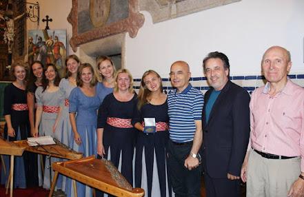 Sons da Letónia oferecem noite memorável na Igreja das Chagas