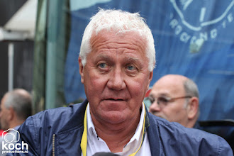 Photo: 01-07-2017: Wielrennen: Tour de France: DusseldorfPatrick Lefevere, ploegleider Quick Step Floors