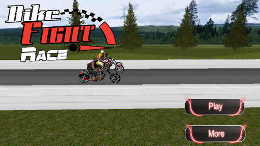 Bike Fight Attack and Race