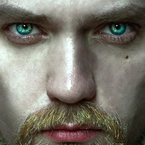 The Director by Irvin Kelly - People Portraits of Men ( beards, faces, men, portraits, eyes )