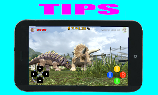 Tips for LEGO Jurassic World for PC-Windows 7,8,10 and Mac apk screenshot 8