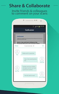 CamScanner HD – Scanner, Fax App Download For Android and iPhone 5