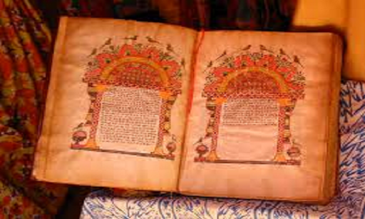 Malayalam Handwritten Bible