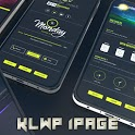 Klwp Triplax icon