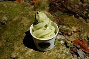 Photo: Zmrzlina ze zeleného čaje (naprostá mlska)