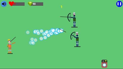 Narutos Borutos stickman 1.0.0 screenshots 2