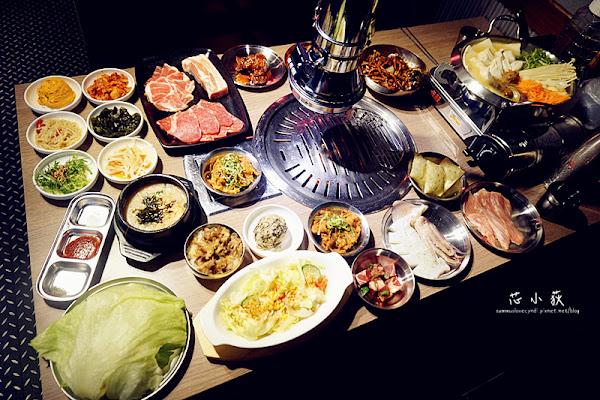 五花肉.KR mini韓國烤肉BBQ 臺中店 - 網友評價,菜單,訂位電話及地址 | 愛食記