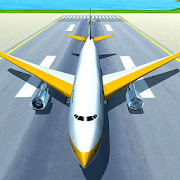 Real Plane Landing Simulator – Fly Airplane Games