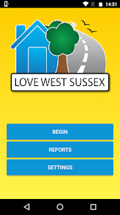 Love West Sussex- screenshot thumbnail