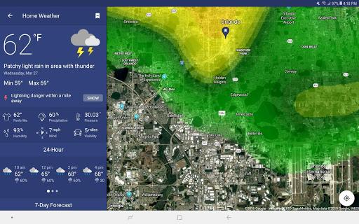 NOAA Weather Radar & Alerts screenshot 24