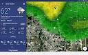 screenshot of NOAA Weather Radar Live & Alerts