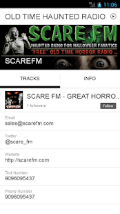 OLD TIME HAUNTED RADIO- screenshot thumbnail