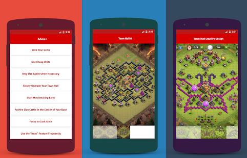 App Best Maps COC APK for Windows Phone
