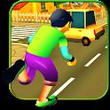 Croix Course: Route Surfers 3D icon