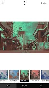 Retro Camera-Polo Image,Analog film,Paris,Pink 5