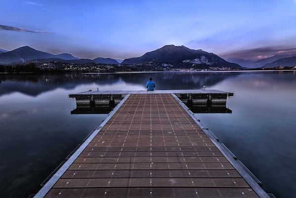 Solo al lago di AntonioDiGregorio