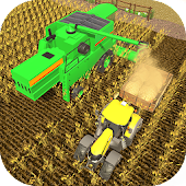 New Tractor Farming Simulator 3D - Farmer Story Android APK Download Free By Grand Gamerz