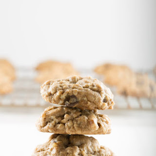 Spiced Oatmeal Chocolate Chip Cookie.