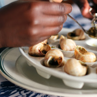 Escargot With Pasta Recipes