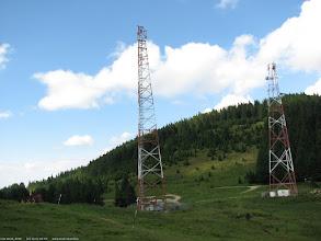 Photo: For the record: in Saua Baiului se afla 2 antene.