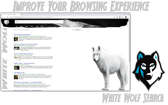 White Wolf Search