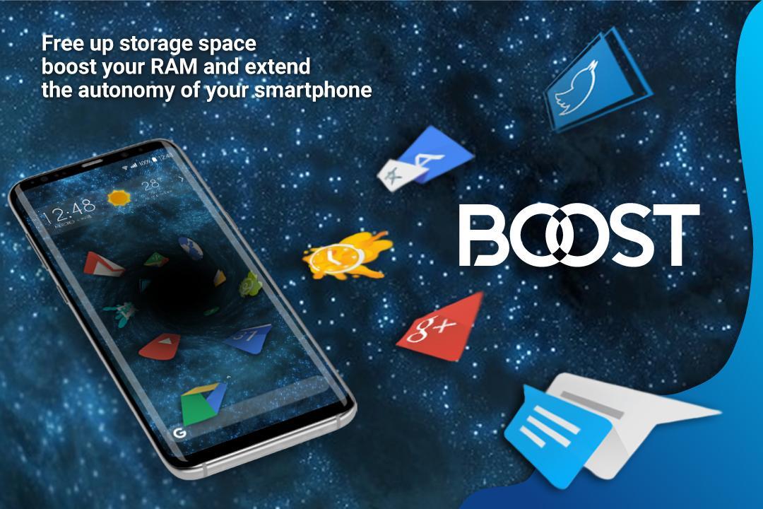 Apolo Launcher: Boost, theme, wallpaper, hide apps screenshots