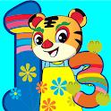 小俏虎趣味数字—0~100轻松学 icon